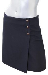 GERARD DAREL Womens Classic Skirt Navy