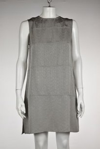 Geren Ford short dress Gray, Silver Womens Gray Shift on Tradesy