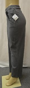 Gerry Weber Grey Basic Pull On Stretch Slip In Pockets 100351e Pants
