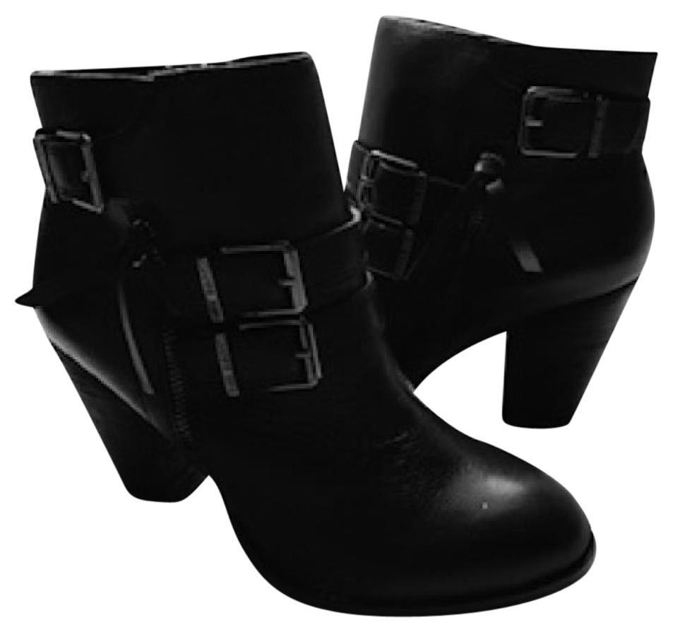 92a6b7f21 Gianni Bini Black Ankle Boots Booties Size Size Size US 9.5 Regular ...