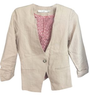 Gibson Never Worn Tan Blazer