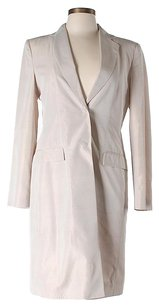Giorgio Armani Silk Full Length Trench Coat