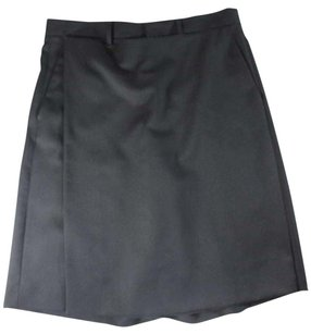 Givenchy 38 Black Chic St Kk Skirt