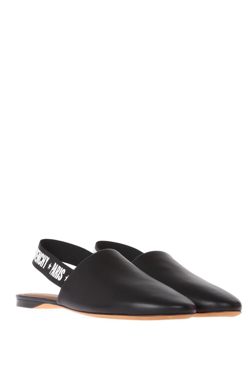 f88bdc2ad03a ... Givenchy Givenchy Givenchy Black Elastic Logo Slippers Slingback Mules Slides  Size EU 37 (Approx ...