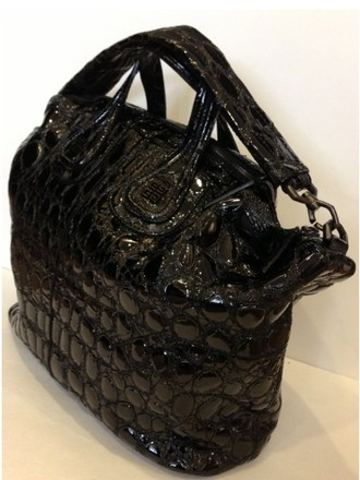 Givenchy Chanel Louis Vuitton Saint Laurent Celine Tote in Black