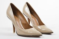 Givenchy Patent Leather Nude Pumps