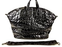 Givenchy Chanel Louis Vuitton Tote in Black