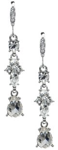 Givenchy Givenchy Linear Crystal Earrings