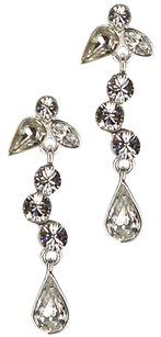 Givenchy Givenchy Teardrop Crystal Earrings