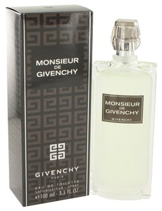 Givenchy Monsieur Givenchy By Givenchy Eau De Toilette Spray 3.4 Oz