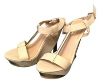 Girls Night Formal Neutral/Nude Wedges