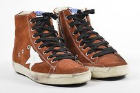 Golden Goose Deluxe Brand Brown Athletic