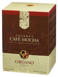 Gourmet Oregano Cafe Mocha* Gourmet Oregano Coffee