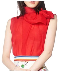 Gracia Top Red