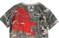 Great China Wall Camo Ss Top