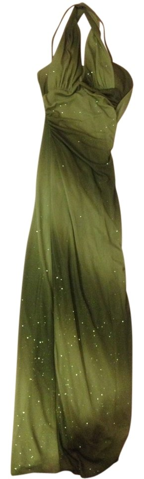 Green Formal Dress