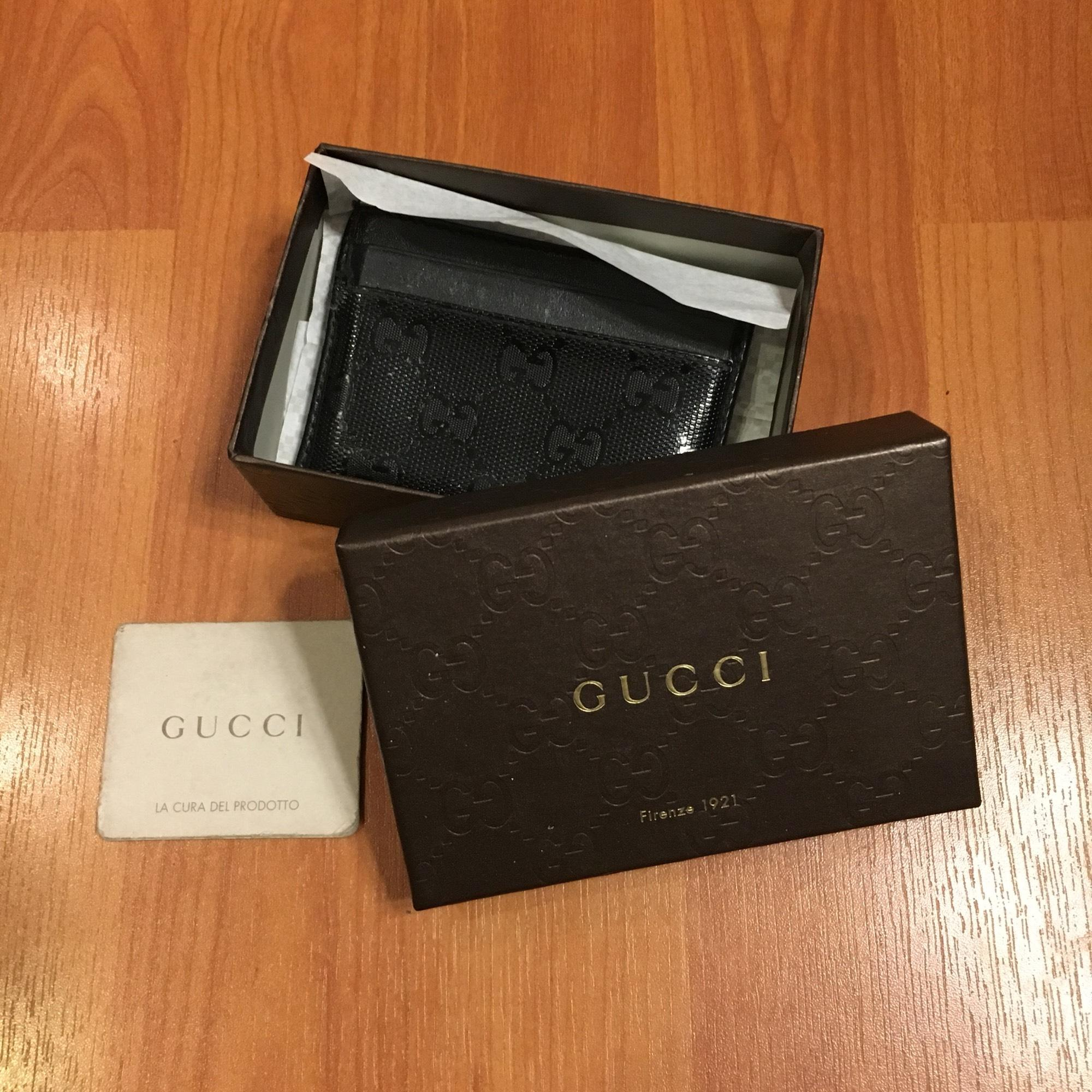 86c9460eba60 Gucci black card holder wallet tradesy jpg 960x960 Wallet card holder gucci