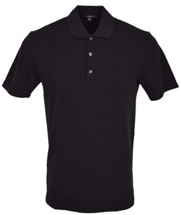 Gucci Men's Polo Polo T Shirt Black