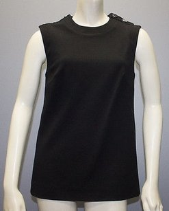 Gucci Knit Blend Top Black