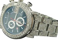 Gucci Diamond Gucci Watch Ya101324 Fully Iced Out Mens Custom 16.50 Ct.
