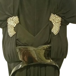 Gucci Gown Embellished Great Gatsby Formal Dress
