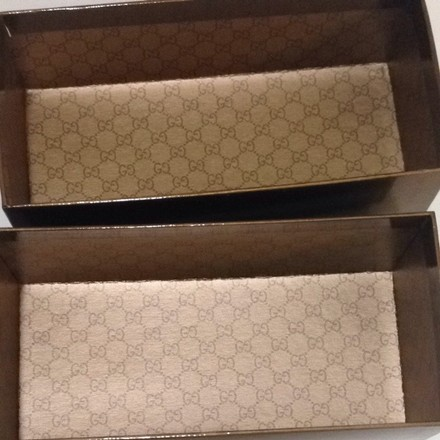 Gucci Gucci accessories sunglasses storage 6.75x3.25x2.25