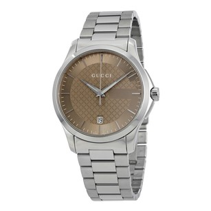 Gucci Gucci G-Timeless Brown Dial Unisex Watch