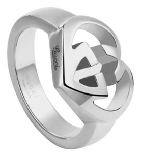 Gucci Gucci Interlocking Heart Ring