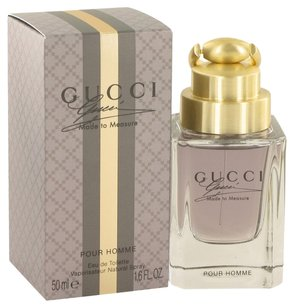 Gucci Gucci Made To Measure By Gucci Eau De Toilette Spray 1.6 Oz