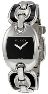 Gucci Gucci Marina Black Dial Chain Ladies Watch