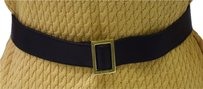 Gucci Gucci One SZ Synthetic Leather Belt