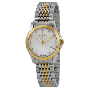 Gucci Gucci Timeless Two-tone Ladies Watch