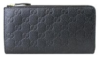 Gucci Gucci Wallet Black Leather