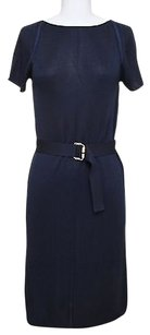 Navy Blue Maxi Dress by Gucci