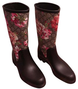 Gucci Multi/Pink Boots