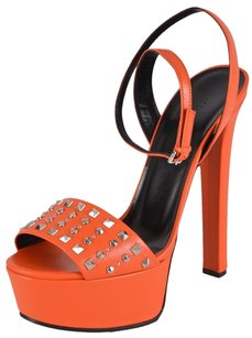 Gucci Platforms Platforms Orange Sandals