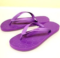 Gucci Thong 284140 Purple Sandals