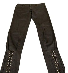 Gucci Runway Womens Lace Up Pants