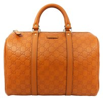 Gucci Satchel in orange