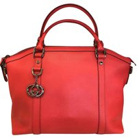 Gucci Satchel in Sporting red