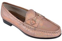 Gucci Cracked Opalescent Salmone Flats