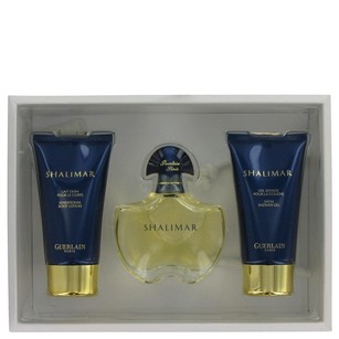 Guerlain SHALIMAR by GUERLAIN ~ Women's 3 Piece Gift Set