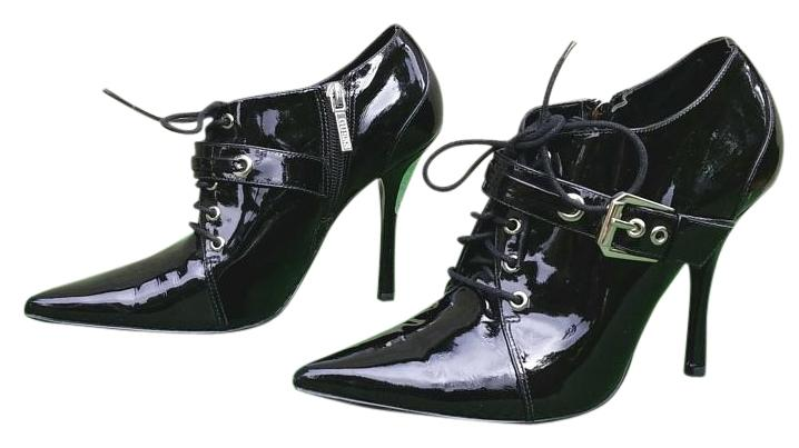 Guess By Marciano Black Boots/Booties Size US 6 Regular (M, B)