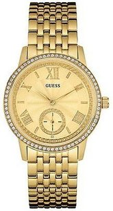 Guess Guess Gold-tone Ladies Watch U0573l2