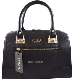 Guess Mylene Satchel in Black