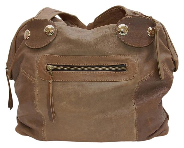 Gustto Setela Large Leather Shoulder Bag