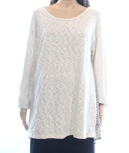 Hail3y:23 Boat Neck Cotton Blends Sweater