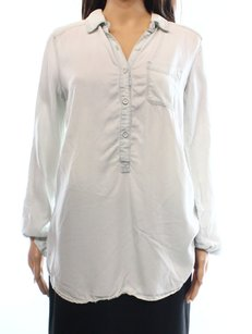Halogen Long Sleeve Pre-owned Top
