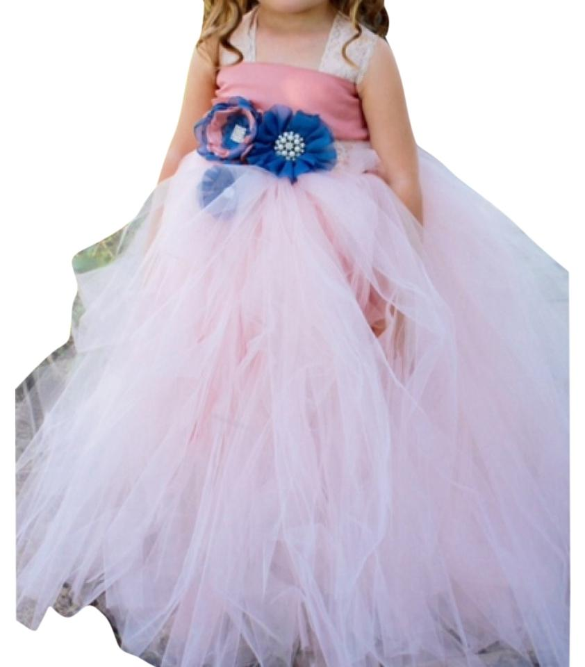 hand made tutu dress for little girls. size 2T and 3T