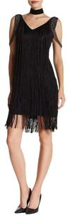 Haute Hippie Fringe Flapper Dress